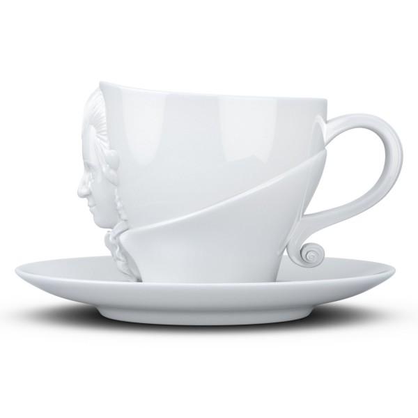 Чашка с блюдцем Tassen Моцарт (260 мл)