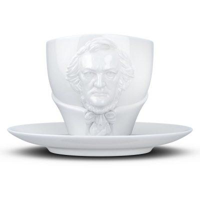 Чашка с блюдцем Tassen Вагнер (260 мл)