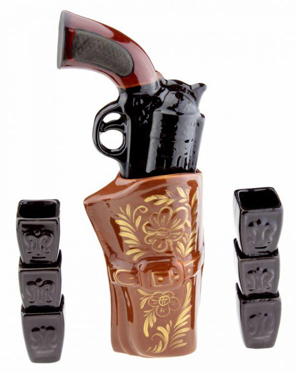 Подарочный набор «Кольт с кобурой» 8 предметов