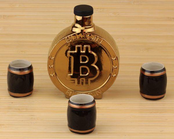 Подарочный набор «Bitcoin» 33 wishes (4 предмета)