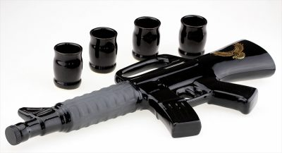 Подарочный набор «Автомат М16» 5 предметов