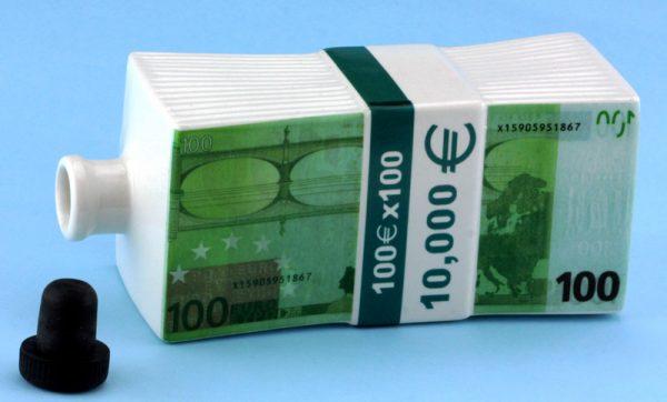Штоф-графин «100 ЕВРО» 33 wishes