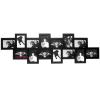 Фоторамка Collage 14, черная