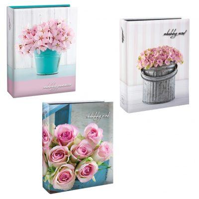 Фотоальбом «Цветы» на 100 фотографий в ассортименте