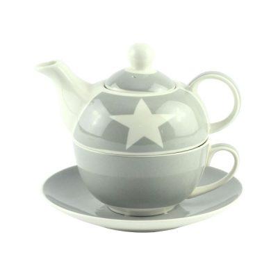 Набор «Star» (чашка, чайник, блюдце)