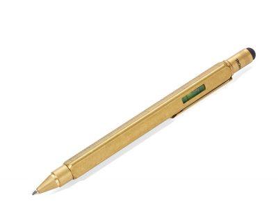 Ручка шариковая-стилус Troika Constriction Square