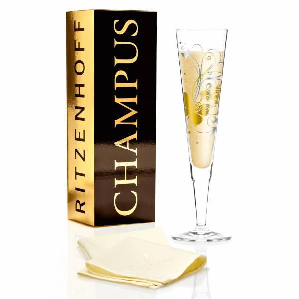 Бокал для шампанского от Claudia Schultes, 205 мл