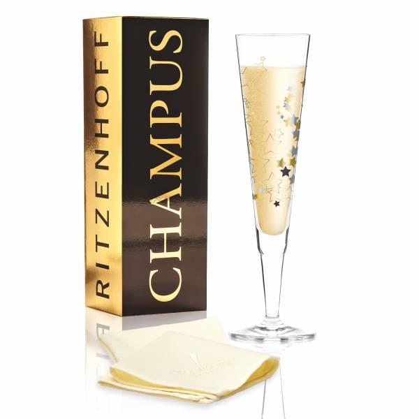Бокал для шампанского от Concetta Lorenzo, 205 мл