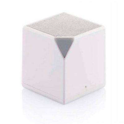 Bluetooth-динамик Куб, белый