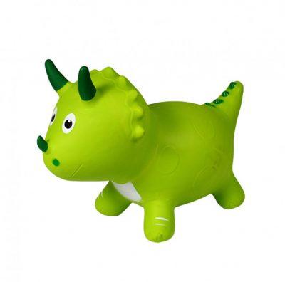 Детский прыгун-динозавр (зеленый BT-RJ-0069)