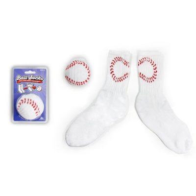 Носки подарочные «Бейсбол»