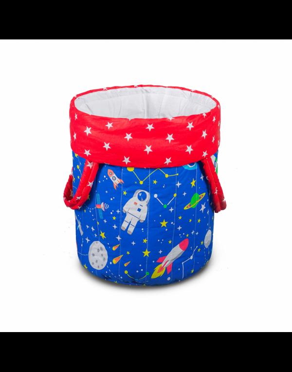 Корзина для игрушек «Космос»