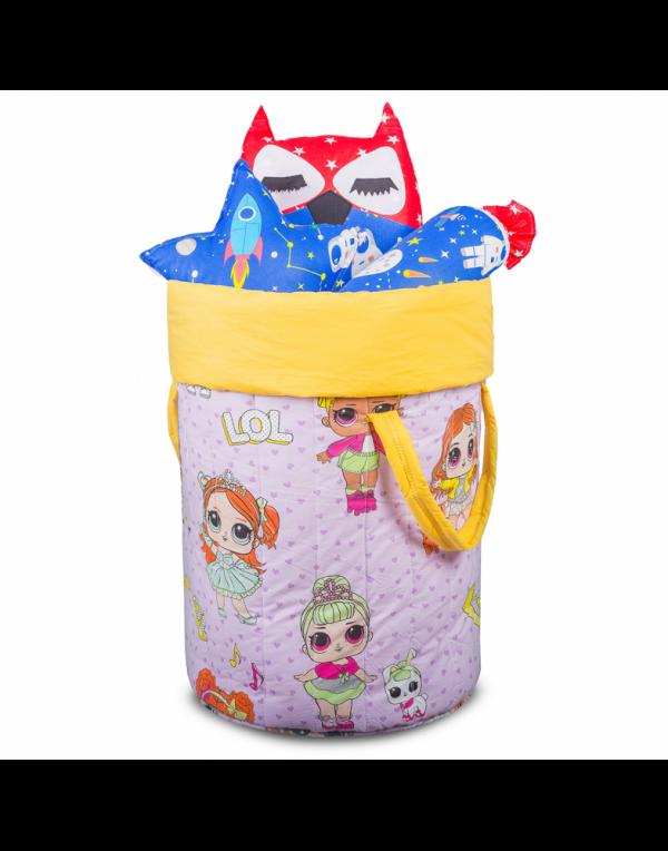 Корзина для игрушек «Куклы»