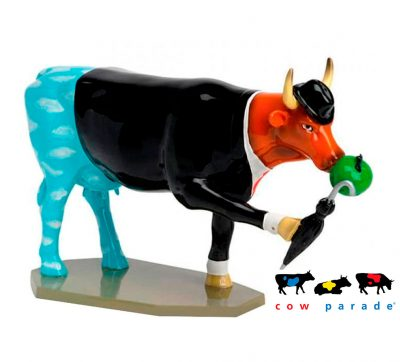 Коллекционная статуэтка корова Moogritte