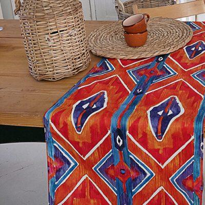 Дорожка на стол (раннер) «Этно стиль »