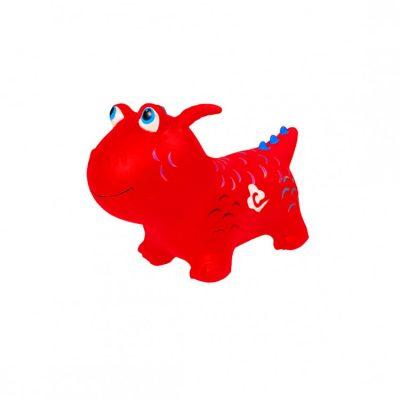 Детский прыгун-динозавр (красный BT-RJ-0069)