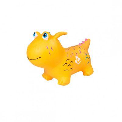 Детский прыгун-динозавр (желтый BT-RJ-0069)