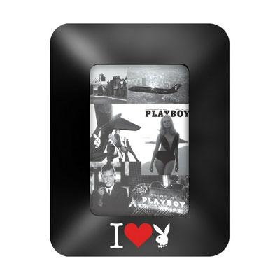 Фоторамка I love Playboy