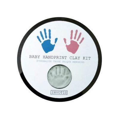 Отпечаток детской руки