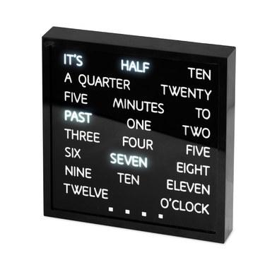 Часы Balvi Words настольные
