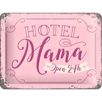 Табличка «Hotel Mama» Nostalgic Art (26197)