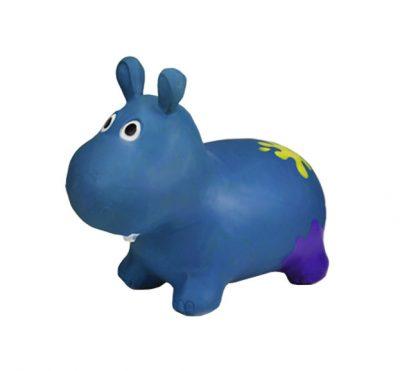 Детский прыгун-бегемот (Dark-Blue)