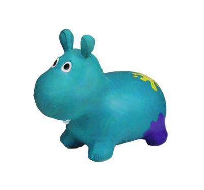 Детский прыгун-бегемот (Turquoise)