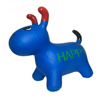 Детский прыгун-собака (синий)