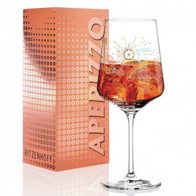 Бокал для игристых напитков «Aperizzo» от Natalia Yablunovska, 544 мл