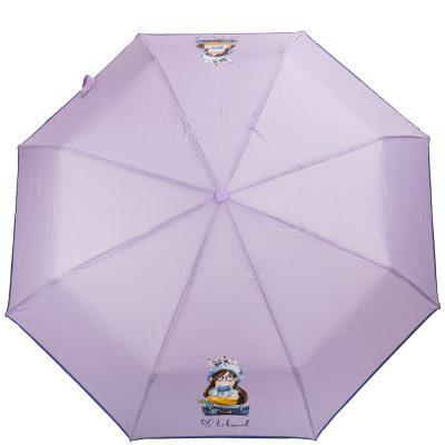 Зонт женский механический компактный ART RAIN (ZAR3511-5)