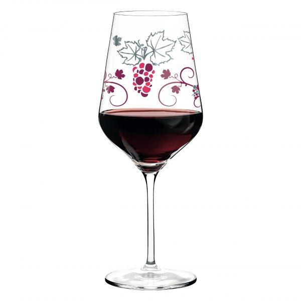 Бокал для красного вина от Shinobu Ito, 580 мл