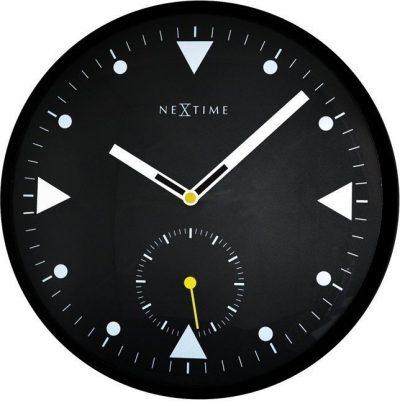 Часы настенные «Serious « Ø32 см