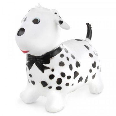 Детский резиновый прыгун-собака «Долматинец»