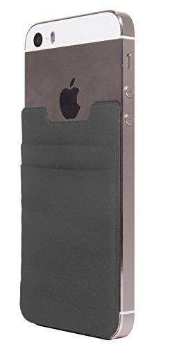 Чехол-кошелек для телефона «Classic», серый