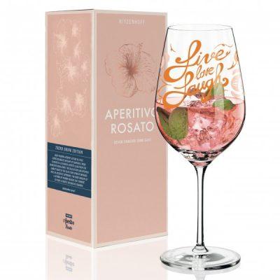 Бокал для игристых напитков «Aperitivo Rosato» от Selli Coradazzi, 605 мл