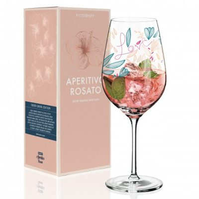 Бокал для игристых напитков «Aperitivo Rosato» от Véronique Jacquart, 605 мл