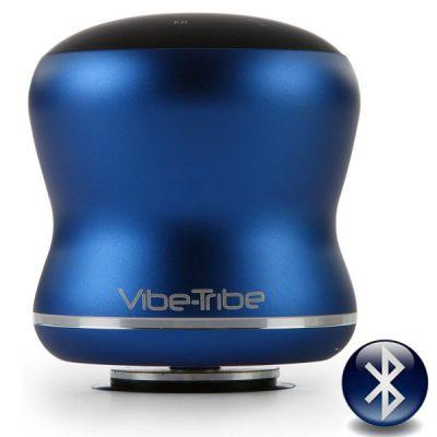 Виброколонка Vibe-Tribe «Mamba» 18 Вт, голубая