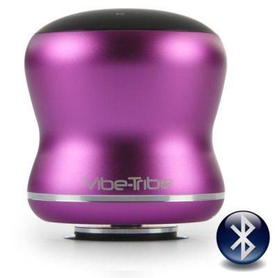 Виброколонка Vibe-Tribe «Mamba» 18 Вт, пурпурная