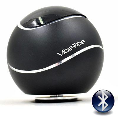 Виброколонка Vibe-Tribe Orbit speaker 15 Вт, черная