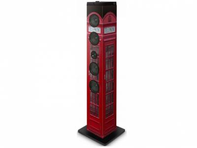 Мультимедийная колонка «Telephone box»