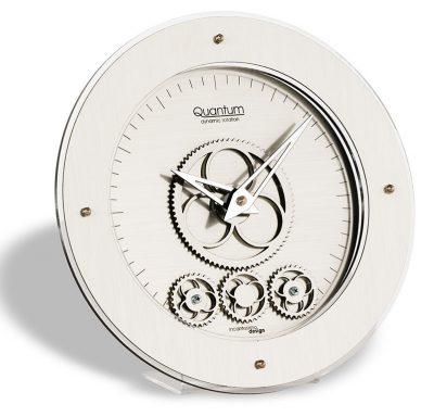 Часы настольные «Quantum», круглые Ø24 см