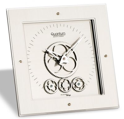 Часы настольные «Quantum», квадратные 24х24 см