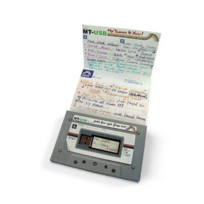 Флеш-накопитель «Любимая кассета» (1 Гб)