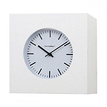 Часы настенные Balvi Qubo, белые