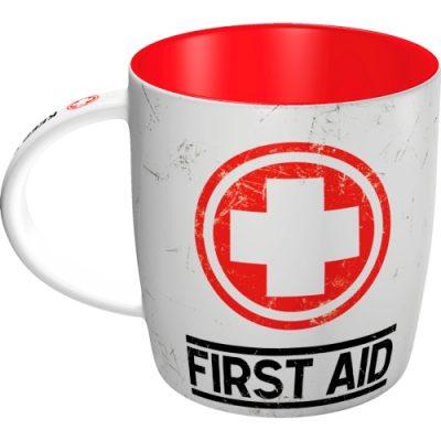 Кружка «First Aid - Classic» Nostalgic Art (43008)