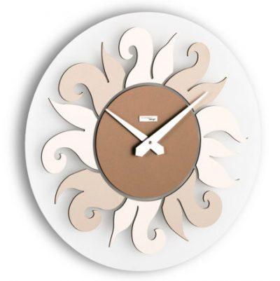 Часы настенные «Clock Solis» Ø45 см