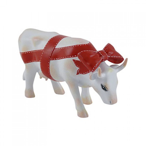 Коллекционная статуэтка корова Present