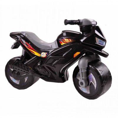 Беговел-мотоцикл 2-х колесный Орион (черный)