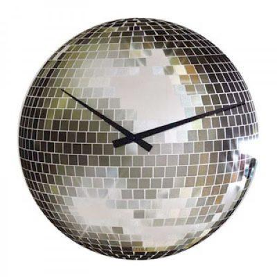Часы настенные «Disco», средние Ø30 см