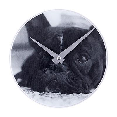 Часы настенные «Бобик» Ø20 см